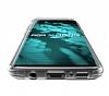 X-Doria Clearvue Samsung Galaxy S8 Şeffaf Silikon Kılıf - Resim 1