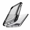 X-Doria Defense Clear iPhone X Ultra Koruma Siyah Kılıf - Resim 5