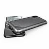 X-Doria Defense Lux iPhone X Ultra Koruma Gri Kılıf - Resim 3