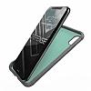 X-Doria Defense Lux iPhone X Ultra Koruma Gri Kılıf - Resim 5