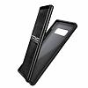 X-Doria Defense Lux Samsung Galaxy Note 8 Karbon Desenli Ultra Koruma Kılıf - Resim 2