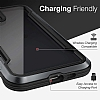 X-Doria Defense Shield iPhone 11 Pro Max Ultra Koruma Siyah Kılıf - Resim 2