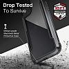 X-Doria Defense Shield iPhone 11 Pro Max Ultra Koruma Siyah Kılıf - Resim 5