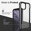 X-Doria Defense Shield iPhone 11 Pro Max Ultra Koruma Siyah Kılıf - Resim 4
