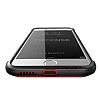 X-Doria Defense Shield iPhone 7 / 8 Ultra Koruma Kırmızı Kılıf - Resim 4