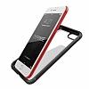 X-Doria Defense Shield iPhone 7 / 8 Ultra Koruma Kırmızı Kılıf - Resim 3