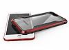 X-Doria Defense Shield iPhone 7 Plus / 8 Plus Ultra Koruma Kırmızı Kılıf - Resim 2