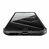 X-Doria Defense Shield iPhone X Ultra Koruma Dark Silver Kılıf - Resim 5