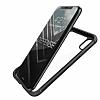X-Doria Defense Shield iPhone X Ultra Koruma Dark Silver Kılıf - Resim 4