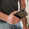 X-Doria Defense Shield iPhone X Ultra Koruma Dark Silver Kılıf - Resim 6