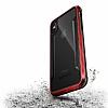 X-Doria Defense Shield iPhone X / XS Ultra Koruma Kırmızı Kılıf - Resim 6