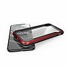 X-Doria Defense Shield iPhone X / XS Ultra Koruma Kırmızı Kılıf - Resim 4