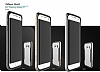 X-Doria Defense Shield Samsung Galaxy S7 Edge Dark Silver Ultra Koruma Kılıf - Resim 2