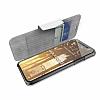 X-Doria Engage Folio iPhone X Manyetik Kapaklı Beyaz Gerçek Deri Kılıf - Resim 2