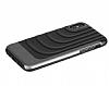 X-Doria Spartan iPhone X Ultra Koruma Mor Kılıf - Resim 3