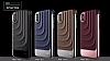 X-Doria Spartan iPhone X Ultra Koruma Kahverengi Kılıf - Resim 5