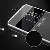 X-Level Samsung Galaxy S9 Şeffaf Siyah Silikon Kılıf - Resim 3