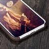 X-Level Vintage iPhone X / XS Deri Kahverengi Rubber Kılıf - Resim 3