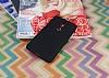 Xiaomi Mi 5s Plus Mat Siyah Silikon Kılıf - Resim 1