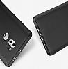 Xiaomi Mi 5s Plus Tam Kenar Koruma Siyah Rubber Kılıf - Resim 1