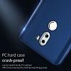 Xiaomi Mi 5s Plus Tam Kenar Koruma Siyah Rubber Kılıf - Resim 4