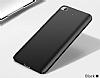 Xiaomi Mi 5s Tam Kenar Koruma Siyah Rubber Kılıf - Resim 4