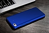 Xiaomi Mi 5s Tam Kenar Koruma Lacivert Rubber Kılıf - Resim 1