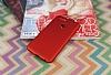 Xiaomi Mi 5X / Mi A1 Mat Kırmızı Silikon Kılıf - Resim 2