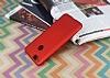 Xiaomi Mi 5X / Mi A1 Mat Kırmızı Silikon Kılıf - Resim 1