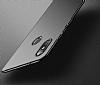 Xiaomi Mi 8 Tam Kenar Koruma Kırmızı Rubber Kılıf - Resim 2