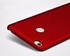 Xiaomi Mi Max Tam Kenar Koruma Siyah Rubber Kılıf - Resim 1
