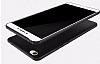 Xiaomi Mi Max Tam Kenar Koruma Siyah Rubber Kılıf - Resim 7