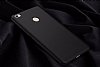 Xiaomi Mi Max Tam Kenar Koruma Siyah Rubber Kılıf - Resim 8