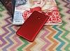 Xiaomi Mi Note 2 Tam Kenar Koruma Kırmızı Rubber Kılıf - Resim 2