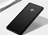 Xiaomi Mi Note 2 Tam Kenar Koruma Siyah Rubber Kılıf - Resim 3