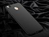 Xiaomi Redmi 4X Tam Kenar Koruma Lacivert Rubber Kılıf - Resim 1