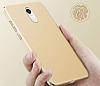 Xiaomi Redmi Note 4 / Redmi Note 4X Tam Kenar Koruma Gold Rubber Kılıf - Resim 5