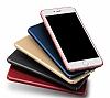 Xiaomi Redmi Note 4 / Redmi Note 4X Tam Kenar Koruma Bordo Rubber Kılıf - Resim 6