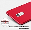 Xiaomi Redmi Note 4 / Redmi Note 4X Tam Kenar Koruma Bordo Rubber Kılıf - Resim 4