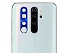 Xiaomi Redmi Note 8 Pro Metal Lacivert Kamera Lensi Koruyucu