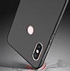 Xiaomi Redmi S2 Tam Kenar Koruma Siyah Rubber Kılıf - Resim 2