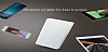 Xiaomi ZMI Ultra Slim 10000 mAh Powerbank Silver Yedek Batarya - Resim 6