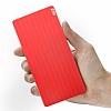 Xiaomi ZMI Ultra Slim 10000 mAh Powerbank Silver Yedek Batarya - Resim 3