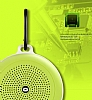 XO-F1 Yeşil Bluetooth Hoparlör - Resim 1