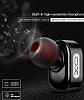 XO B6 Siyah Mini Bluetooth Kulaklık - Resim 3
