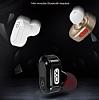 XO B6 Siyah Mini Bluetooth Kulaklık - Resim 6