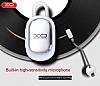 XO Siyah Tekli Mini Siyah Bluetooth Kulaklık - Resim 4