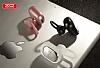 XO Siyah Tekli Mini Siyah Bluetooth Kulaklık - Resim 8