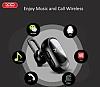 XO Siyah Tekli Mini Silver Bluetooth Kulaklık - Resim 5
