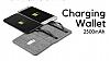 Zhuse 2500 mAh Powerbank Yedek Batarya ve Beyaz Cüzdan - Resim 4